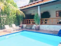 Casa com Piscina + Amplo Espaço Goumert ;)