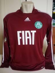 Rara camisa de goleiro do Palmeiras usada na temporada 2008 a13ce4cfcdc41