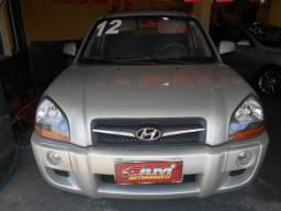 Hyundai Tucson 2.0 mpfi gls 16v 143cv 2wd gasolina 4p automático - 2012