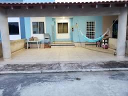 Bairro Novo Casa com Garagem concreto
