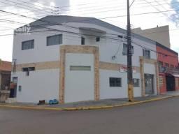 Salão para alugar, 160 m² por r$ 900/mês - vila euclides - presidente prudente/sp