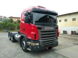 SCANIA G 420 2010 6x2 - 2010
