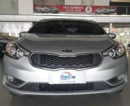 Kia Cerato 1.6 16v automático Financio - 2016