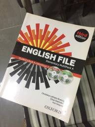 Livro English file elementary multipack A