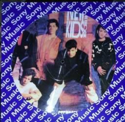 LPs Picture promocionais do New Kids on the Block