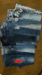 Roupas semi novas jeans infantil de qualidade