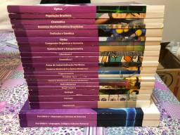 Livros pré vestibulares