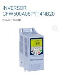 Inversor de frequência CFW 500