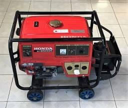 Gerador Honda 6.5 KVA Partida Elétrica