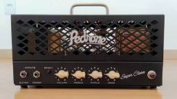 Amplificador Pedrone Super Clean Valvulado 50W