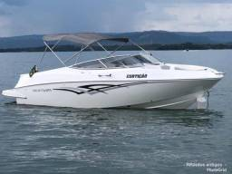 Lancha Ventura 250 confort 350 hp - 2012