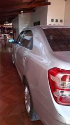 Vendo carro Chevrolet Cobalt LTZ prata 2014 - 2014