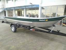 Barcos de alumínio 5 mts - marca Metalsul - 2020