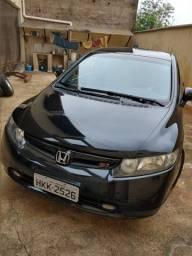 Honda Civic SI 2.0 2008 preto