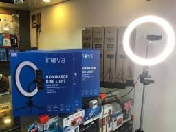 Luminador Ring Light de 2 metros