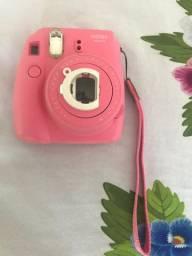 Câmera fotográfica foto instantânea