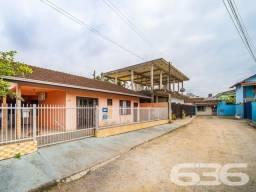 Casa à venda com 3 dormitórios em Bom retiro, Joinville cod:01029889