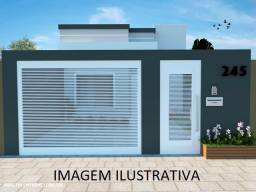 Casa para Venda em Cambé, Monte Castelo, 3 dormitórios, 1 suíte, 2 banheiros, 3 vagas