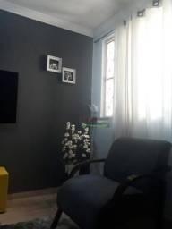 Apartamento com 2 dormitórios à venda, 54 m² por R$ 90.100 - Morro Branco - Itaquaquecetub