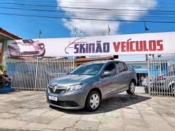 Renault Logan Authentique Flex 1.0 12v 4p 2018