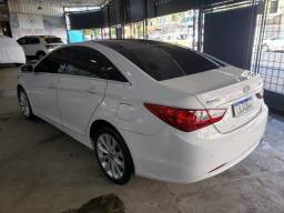 Hyundai Sonata Cor Branca - Limitada