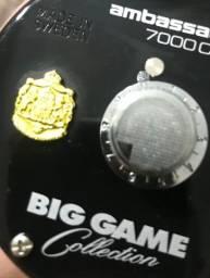 Carretilha Abu Garcia 7000 CL - Big Game - Impecável