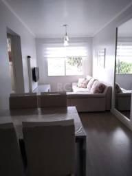 Apartamento à venda com 2 dormitórios em Nonoai, Porto alegre cod:LU431068