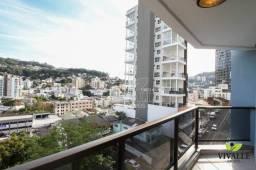 Apartamento com 2 dormitórios para alugar, 91 m² por R$ 1.300,00/mês - Centro - Joaçaba/SC
