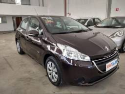 Peugeot 208 2014 1.5 active 8v flex 4p manual