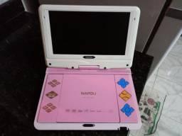 Dvd portatil troco por tablet