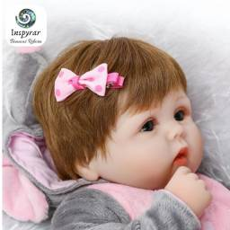 Bebê Reborn de Tecido 40cm