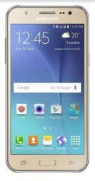Samsung Galaxy J5 novo na caixa