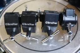 4 Clamps Gibraltar pára racks tubulares 1,5''