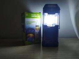 Lampião Para Barraca - Lanterna - Show de Leds coloridos