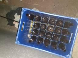 Vendo duas caixas de cerveja de 600ml
