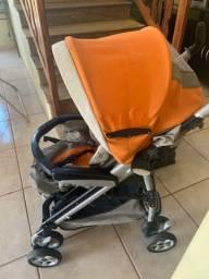 Carrinho de bebê Italiano. Perfeito estado