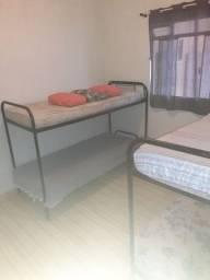 Aluguel de quartos sistema hostel