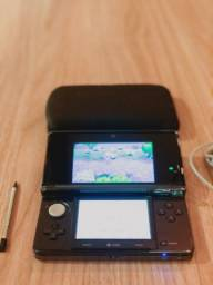 Nintendo 3DS Preto - Quase Zero