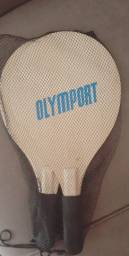 Raquetes Olymport madeira