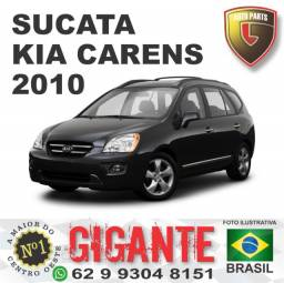 Sucata kia carens 2010