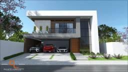 Casa de luxo na planta no melhor condomínio de Santarém