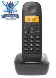 Telefone Sem Fio Intelbras Dect 6.0 Ts 2510