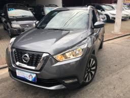 Nissan Kicks SV 1.6 Automático Flex Completo 2017 Muito Conservado