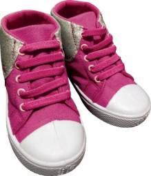 Tênis Star Pink Gliter
