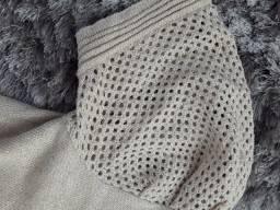 Vestido lurex tricot