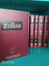 Coleção Zohar 23 volumes inglês / aramaico