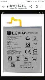 Bateria do LG k50s nova