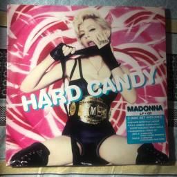 Madonna vinil Lp Hard Candy LACRADO