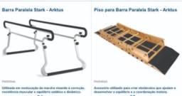 Barra Paralela com Obstaculos