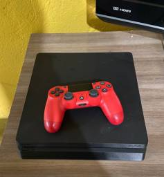 Playstation 4 500gb (2 controles, 2 games)